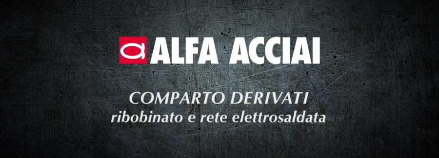 Unità produttiva Alfa Derivati - Ribobinato e Rete Elettrosaldata